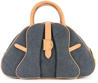 Christian Dior pre-owned Saddle Hand Bag