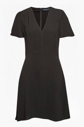 French Connection Galane Essian Crepe Dress