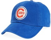 American Needle Men's New Timer Chicago Cubs Snapback Baseball Cap - Blue