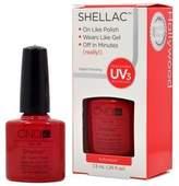 CND Shellac HOLLYWOOD Gel UV Nail Polish 0.25 oz Manicure Soak Off Pedicure 1/4 by Creative Nail Design