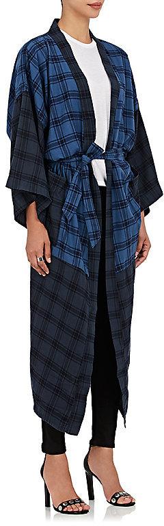 NSF Women's Hanna Cotton Robe Coat