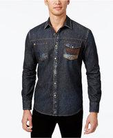 Sean John Men's Denim Shirt, Only at Macy's