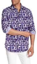 Robert Graham Encinas Print Woven Regular Fit Shirt