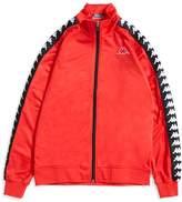 Kappa Anniston Jacket Dark Red & Black