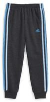adidas Toddler Boy's Warm-Up Jogger Pants