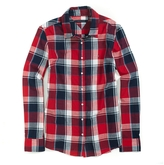 Tommy Hilfiger Buffalo Plaid Relaxed Shirt