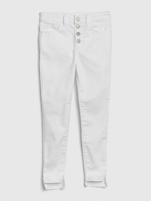 Gap Kids High Rise Jeggings in Stain-Resistant