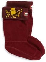 Hunter 'Octopus' Boot Socks (Walker, Toddler & Little Kid)
