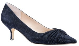 Nina Tamlyn Pump With Knot Details Women's Shoes