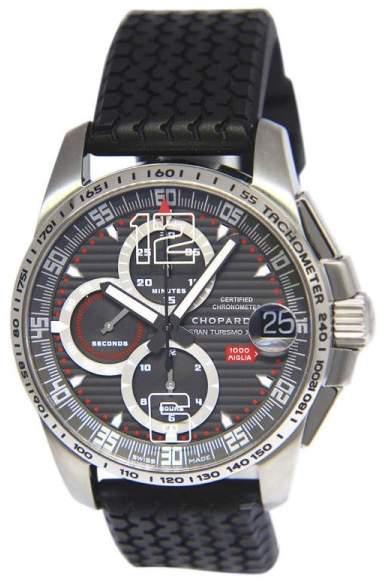 Chopard Mille Miglia Gran Turismo XL 8459 Titanium 44mm Mens Watch