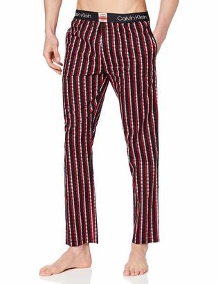 Calvin Klein Men's Sleep Pant Thermal Trousers