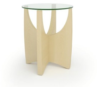 Steelcase Turnstone by End Table Color: Clear Maple
