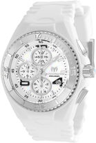 Technomarine TECHNO MARINE Techno Marine Womens White Strap Watch-Tm-115293