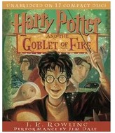 Harry Potter and the Goblet of Fire (Unabridged) (CD/Spoken Word) (J. K. Rowling)