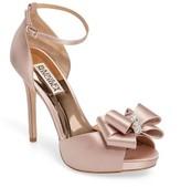 Badgley Mischka Women's Becky Platform Sandal