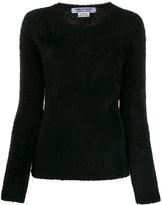 School Rag Womens S31500296D V-Neck Long Sleeve Jumper UK 10 Grey