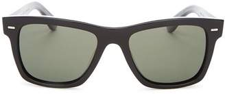 Oliver Peoples Men's Polarized Oliver Square Sunglasses, 54mm
