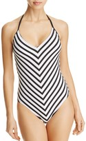 LaBlanca La Blanca Mime Games Mitred One Piece Swimsuit