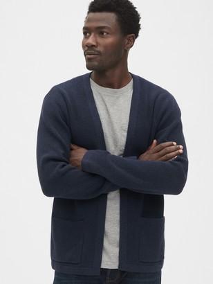 Gap Open-Front Cardigan Sweater