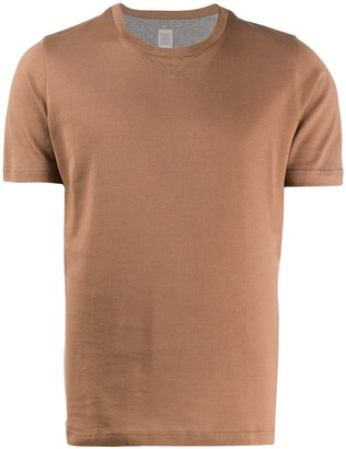 Eleventy solid-color T-shirt