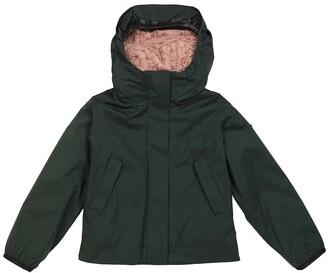 Moncler Enfant Bernardine reversible padded jacket