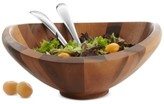Nambe Salad Bowl Collection