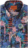 Simon Carter Liberty Tresco Floral Print Moore Shirt