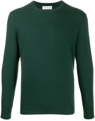 Ballantyne Round Neck Jumper