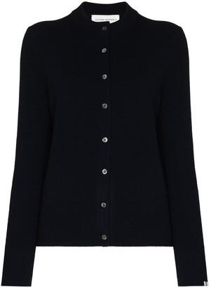 Extreme Cashmere Button-Up Cashmere Cardigan