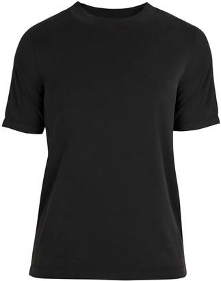 Flow T-Shirt & Minimal In Black