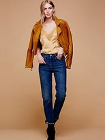 Levi's Wedgie Icon High Rise at Free People