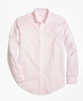 Brooks Brothers Non-Iron BrooksCool® Regent Fit Stripe Sport Shirt