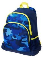 Crazy 8 Pixel Camo Backpack