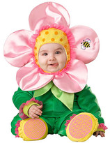 Incharacter Baby Blossom Deluxe Costume (Baby Girls)