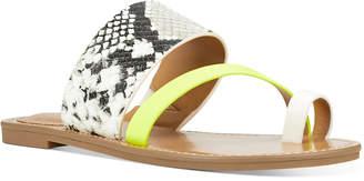 Nine West Ciona Toe-Thong Sandals Women Shoes