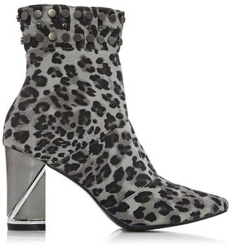 Medusa Leopard Fabric
