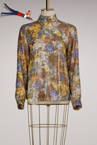 Vanessa Bruno Silk Hena Shirt