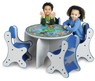 Animal Families Kids Side Table Playscapes