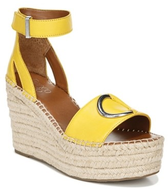 Franco Sarto Touch Espadrille Wedge Sandal