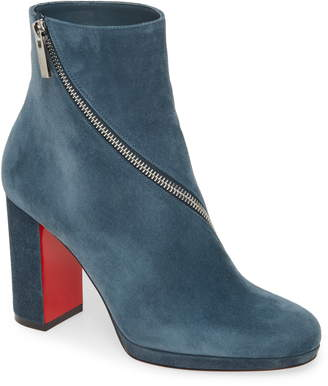 Christian Louboutin Birgitta Zip Around Bootie