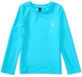 Ralph Lauren Rash Guard, Toddler & Little Girls (2T-6X)