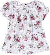 Jo-Jo JoJo Maman Bebe Smocked Top (Toddler/Kid)-Lavender-3-4 Years