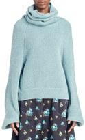 Toga Women's Rib Knit Wool Sweater