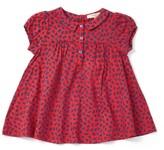 Caramel Baby & Child Annatto Flowered Dress