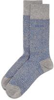 HUGO BOSS Rs Design Mecerized Cotton Socks
