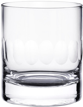 The Vintage List A Pair Of Whisky Glasses With Lens Design