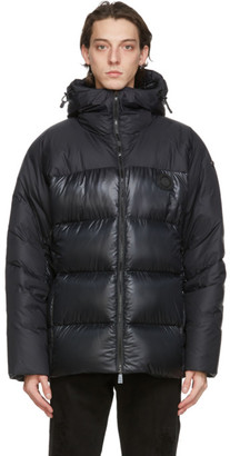 RLX Black Down Carleton Jacket