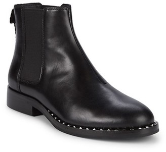 Ash Wino Studded Leather Chelsea Boots
