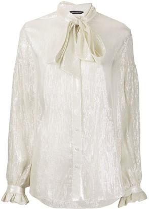 Wandering Bow Blouse