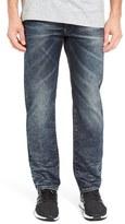G Star Men's 'Attacc' Straight Leg Jeans